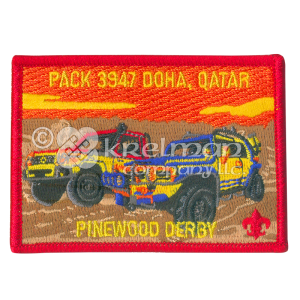 K120985-International-Scouting-Pack3947-DOHA-QATAR-Pinewood-Derby