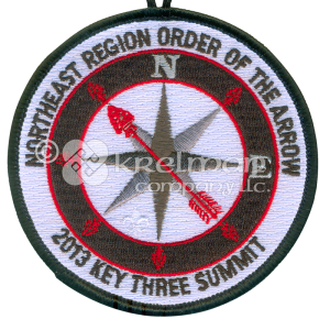 k122195-Event-2013-Key-Three-Summit-Northeast-Region-Order-Of-The-Arrow