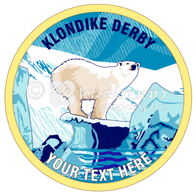 k1101-Polar-Bear-On-Ice