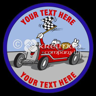 k1216-Old-Hot-Rod-Racecar-Cartoon