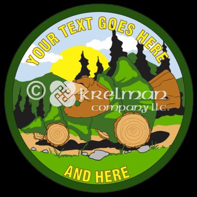 k1301-Bear-Tree-Car