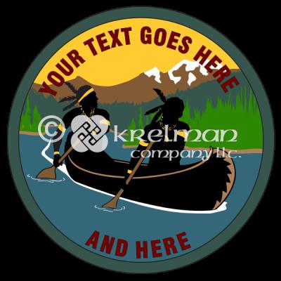 k1415-Indians-Canoeing