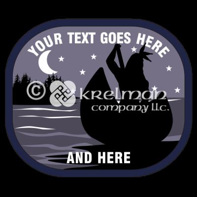 k1416-Midnight-Canoeing