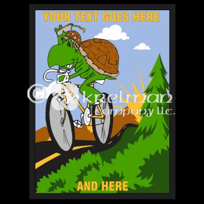 k1703-Turtle-Cyclist