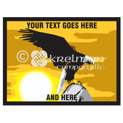 k2115-Eagle-On-Rock-Sunset