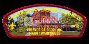 186502-CSP-Connecticut-Rivers-Council-FOS-Mark-Twain-House-2012