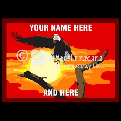 A104 Sunrise Eagle