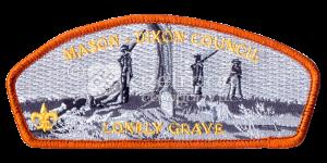 K120607-CSP-Mason-Dixon-Council-Lonely-Grave