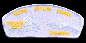K120663-CSP-Pacific-Skyline-Council-Fair-Share-2013-Cheerful
