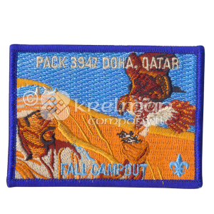 K120983-International-Scouting-Pack3947-DOHA-QATAR-Fall-Campout