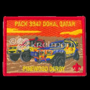 K120985-International-Scouting-Pack3947-DOHA-QATAR-Pinewood-Derby