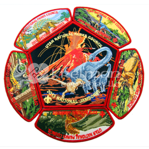 Patch-Sets-Nat-Jam-Dinosaur-Utah-National-Parks-Concil-2013