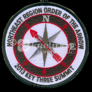k122195-Event-2013-Key-Three-Summit-Northeast-Region-Order-Of-The-Arrow