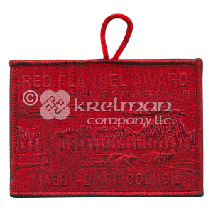 k122531-Camporee-Red-Flannel-Award-Mason-Dixon-Council