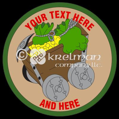 k1016-Miners-Cart