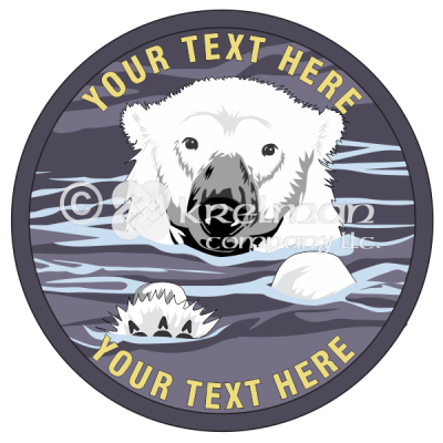 k1104-Polar-Bear-Swimming
