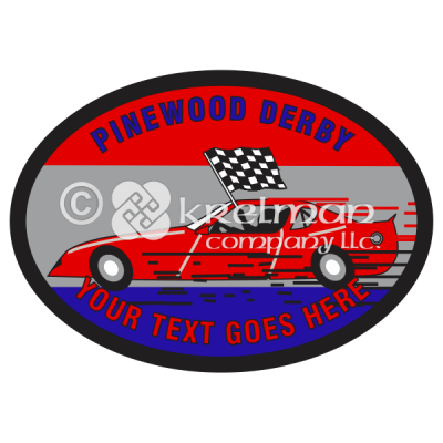 k1214-Pinewood-Derby-Red-Car-Speeding