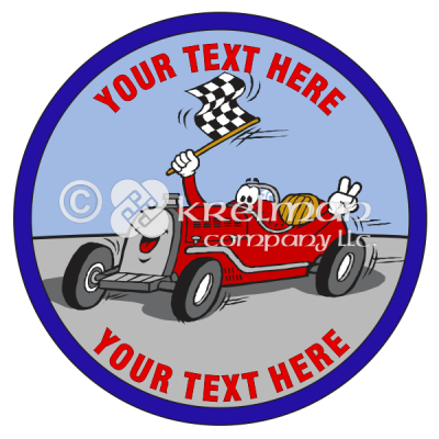 k1216-Old-Hot-Rod-Racecar-Cartoon