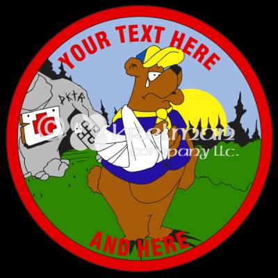 k1714-First-Aid-Bandaged-Bear