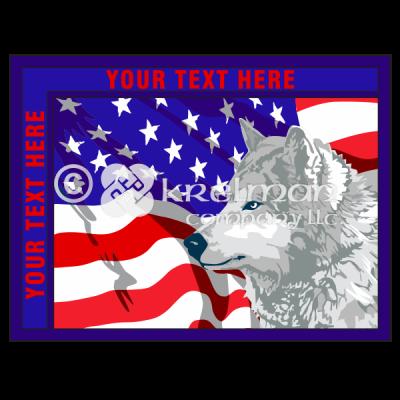 k1901-American-Flag-Grey-Wolf