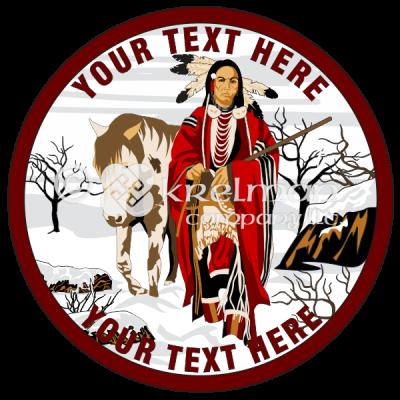 k2102-Native-Amercian-Journey-Through-Snow