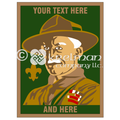Product Tags Baden Powell Krelman Patch