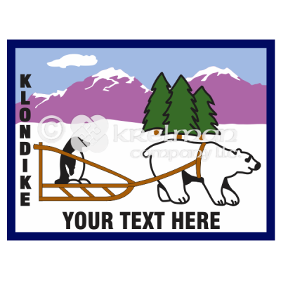 k723-Polar-Bear-Pulling-Penguin-Sled