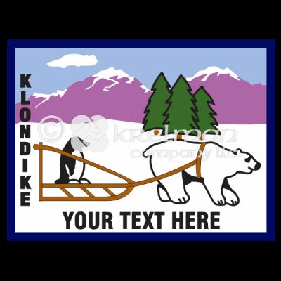 k723-Polar-Bear-Pulling-Penguin-Sled